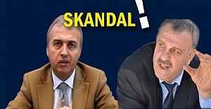 Milletvekili Hamdi Uçara peşkeş...