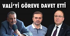 Valiyi göreve davet etti: Kozlu#039;yu...