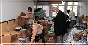 Yardımlar Devrek'ten yola çıktı