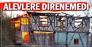 Devrek'te feci yangın; 1 Kişi öldü