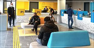 Yeni PTT Binası açıldı