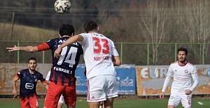 ZonguldakKömürspor, sahasında Çorum Futbol Kulübü'nü 1-0 yendi