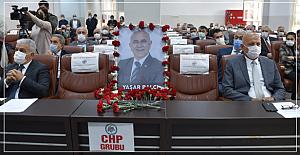 Balcı, Mecliste anıldı