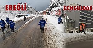 Burası EREĞLİ, Burası da Zonguldak!