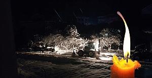 Ereğli ve Göbü yine elektriksiz kaldı