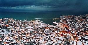 Kar en çok Zonguldak'a mı yakıştı?