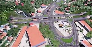 Mithatpaşa Tünelinde bağlantı yolu tamamlandı