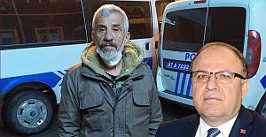 Vali Tutulmaz, evsiz vatandaşı buldurdu: Koruma altına alındı