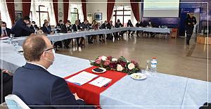 Zonguldak Risk Azaltma Planı yapıldı