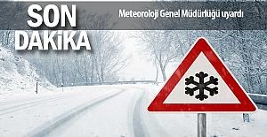 Zonguldak'ta hava durumu: Kar kaç gün yağacak?