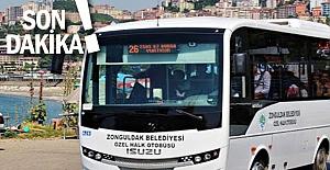 Halk otobüslerinde indirim: Sağlıkçılara...