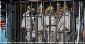 Kafeste mahsur kaldılar