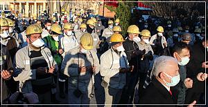 103 Maden Şehidi anıldı