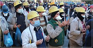 GMİS 263 Maden Şehidini andı