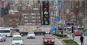 Zonguldak evde kaldı...