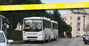 Son Dakika: Halk otobüsleri zorda: Sözleşmenin feshini istedi