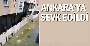 Ankara#039;ya sevk edilecek