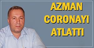 Azman Coronayı atlattı