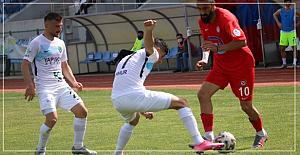 Kömürspor 3-2 mağlup..