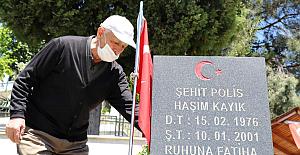 Şehit oğluna yakın olmak için Zonguldak'a taşındı