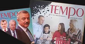 Uçar, Türkmen, Çolakoğlu, Alan, Tosun, Ayçiçek bu dergide!