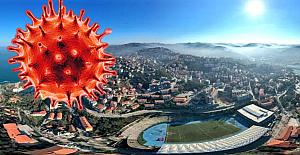 Zonguldak'ta vaka sayısındaki düşüş hızı!..