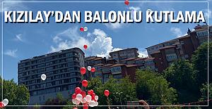 153. Yıldönümünü balonlarla kutladı