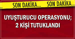 Emniyetten operasyon, 2 Kişi tutuklandı