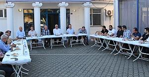 Ereğli Belediyespor'da görev dağılımı yapıldı...