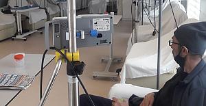 Kanser hastası isyan etti: Hastalar Karabük ve Düzce'ye gidiyor