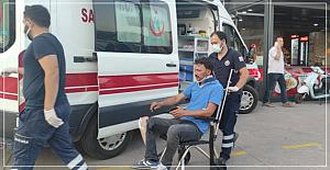 Kaza sonrası kavga; 4 yaralı