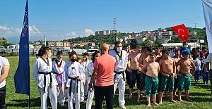 Yaz Spor Okulları Açılışı Yapıldı