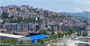 Zonguldak sessiz, caddeler boş