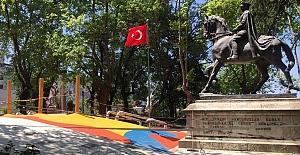24 Milletvekilli, İsmet Paşa parkında!