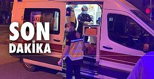 5 yaşındaki çocuk fenalaşarak hastaneye kaldırıldı