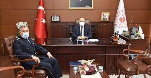 Emniyet Müdürü Zonguldak'a geldi...