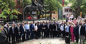 Selim Alan'a gönderme: Hiç kimse Cumhuriyet kurucu ile hesaplaşmasın