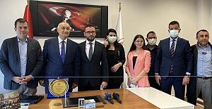 Türker Kapkaç, görevi devraldı…