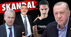Evinde esrar yakalanan sanatçı, AK Partili Belediye'de konser verecek!