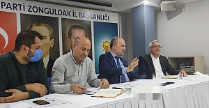 'AK Parti Zonguldak Omuz Omuza 2023'e'