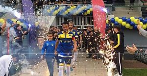 Çaycumaspor, Geredespor'u 2-0 mağlup etti