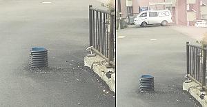 Gıcır gıcır asfaltın üzerine...