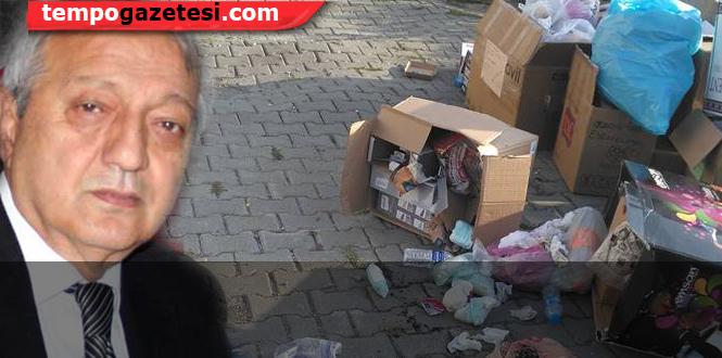 Çöpler yolda, vatandaş takipte...
