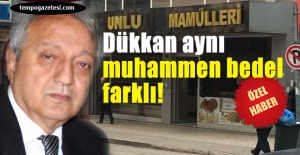 Mustafa Semerci'nin canı öyle istedi!..
