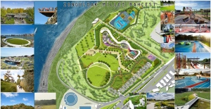 İşte Millet Bahçesi Projesi...