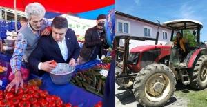 Pazarcı Umut, çiftçi Şekerci, boyacı Türkmen, Pideci Deniz, Bilardocu Uçar...