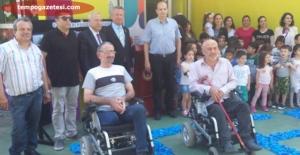 TED Koleji Öğrencileri Engellileri Mutlu etti…