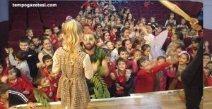 İlkokulda Tiyatro Heyecanı!