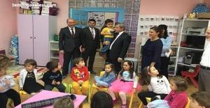 Vali Çınar, Okulları ziyaret ve incelemelerine devam ediyor!..