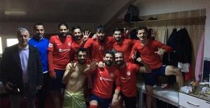 4-1 Kere Maşallah!..